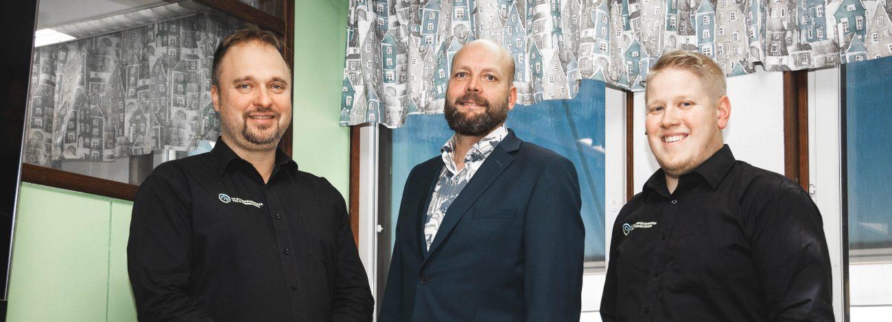 LVI-yritys Laajenee Jälleen – Yritysoston Myötä