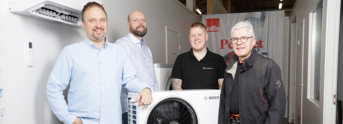 VVS & Värmeteknik Vasa Ab Köper Företag Och Stärker Sin Position Som Expert På Kylservice