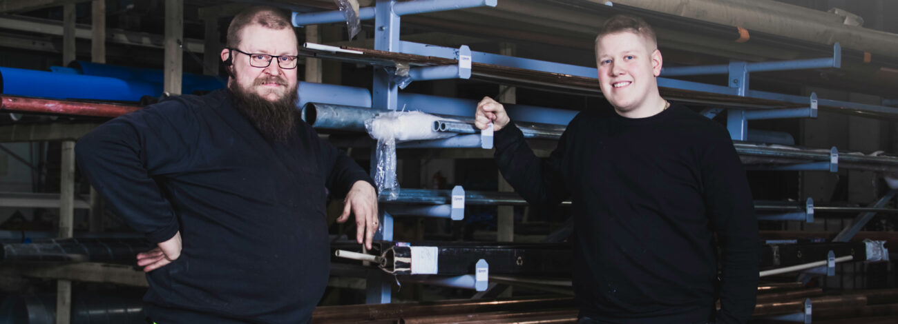 En Yrkeskunnig VVS-partner Garanterar Entreprenören Varaktiga Och Fungerande Lösningar
