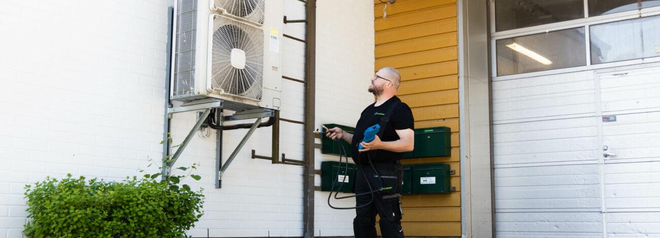 Kompletta Lösningar För Installation, Service Och Underhåll Av Kylanläggningar